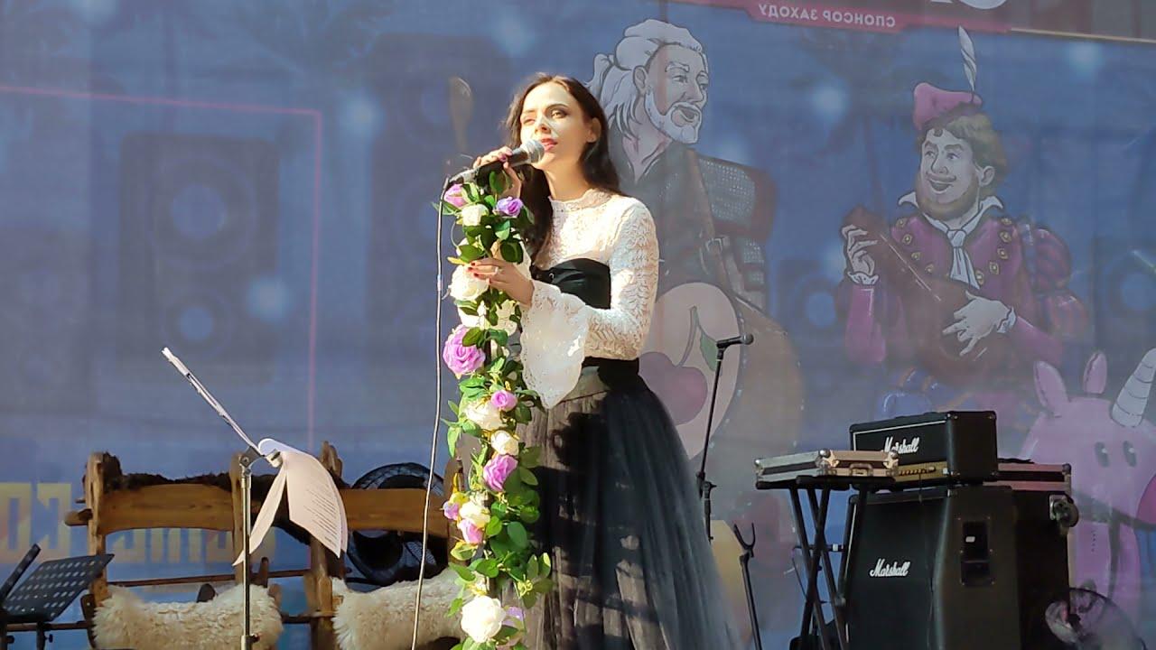 Eileen кавер на Ed Sheeran - I See Fire. Перший живий концерт на Comic Con Ukraine 2021