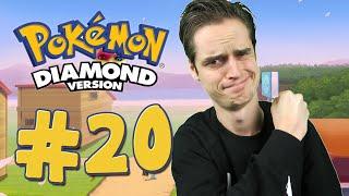DAAR BAAL IK VAN! - Pokemon Diamond #20
