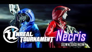 Necris Female Coat | Release Trailer