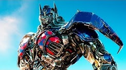 Transformers 5 - Cade Yeager saves Optimus prime HD. Optimus prime is back
