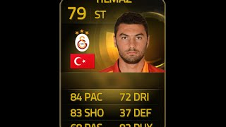 FIFA 15 IF YILMAZ 79 Player Review & In Game Stats Ultimate Team