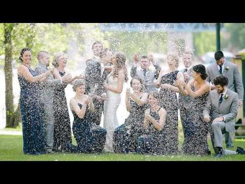 Lauren & Cole - LaCrosse WI Wedding Photographer