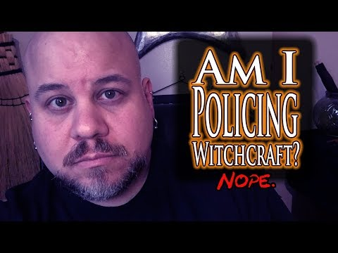 Policing Witchcraft?