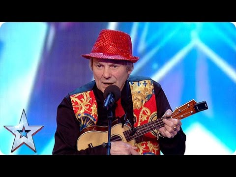 Stephen is left raging over Sydney's BGT song! | Britain's Got More Talent 2016