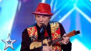 Stephen is left raging over Sydney's BGT song! | Britain's Got More Talent 2016