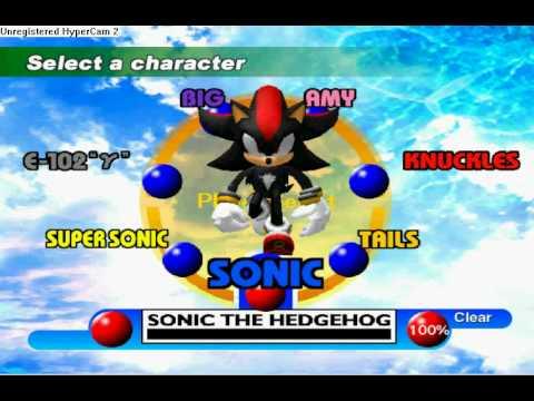 скачать игру Sonic Adventure Dx 2 - фото 5