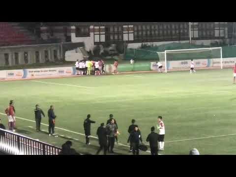 Transport United vs Thimphu city FC