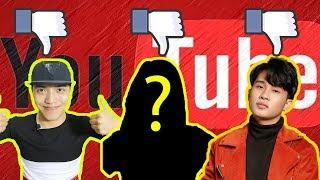"""10 Kênh Youtube Bị """"GHÉT"""" nhiều nhất Việt Nam 2019 Do Có Nhiều Fan"""