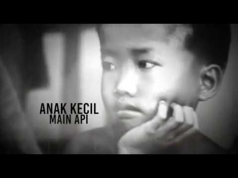 Anak Kecil Main Api - Nyanyian Aiman Amani Karim