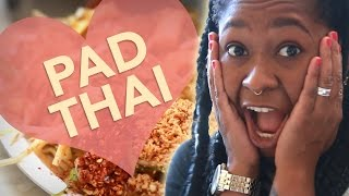 Pad Thai Taste Test Tour With A Thai Chef