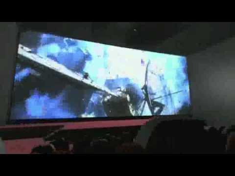 SPL Sound Pressure Level Digital Cinema Seat Blast www flvto com avi