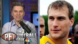 Why massive Minnesota Vikings' playbook is a mirage | Pro Football Talk | NBC Sports