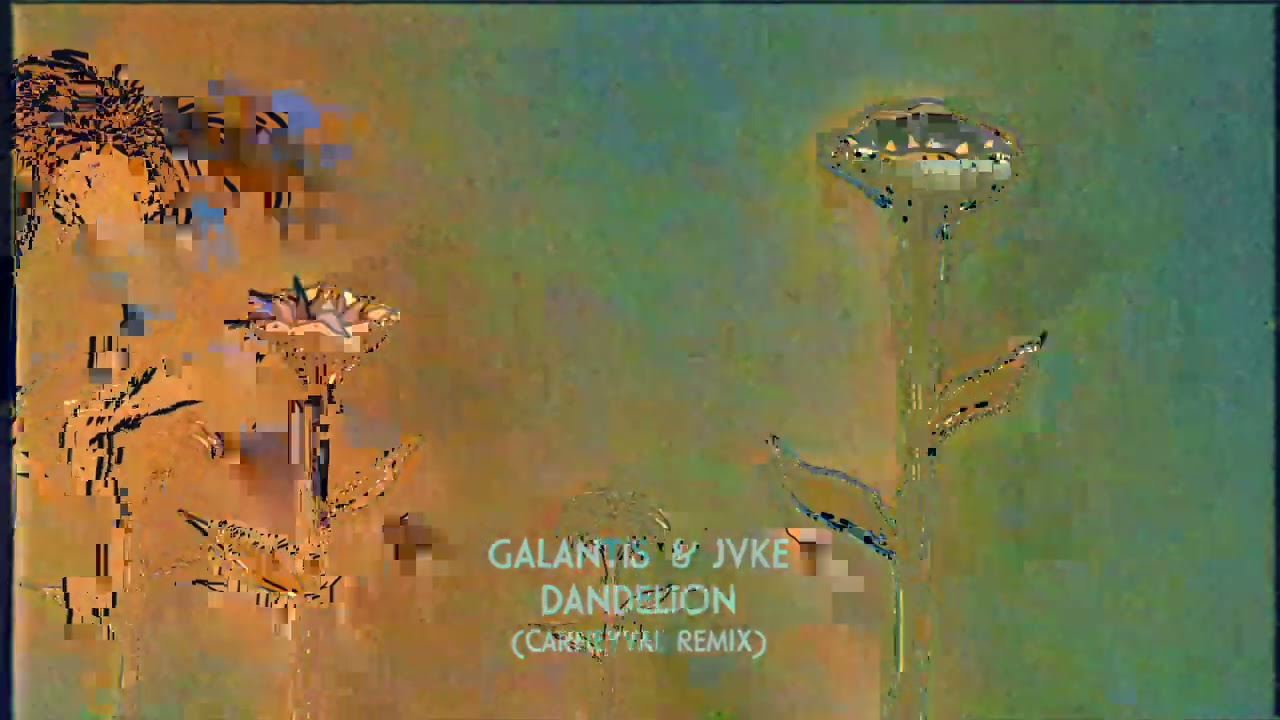 Galantis & JVKE - Dandelion (Carneyval Remix) [Official Audio]