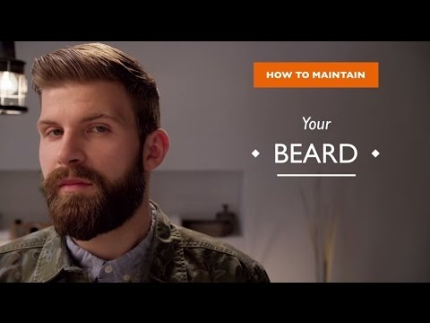 how to maintain your beard philips bread trimmers and shavers youtube. Black Bedroom Furniture Sets. Home Design Ideas