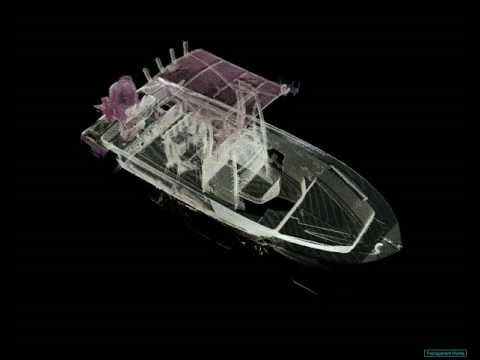 3D Boat Scan