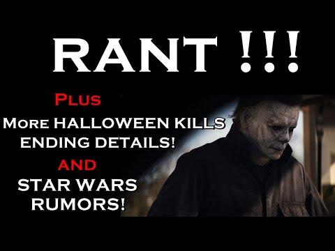 Halloween 2020 Screening Ending Halloween Kills, Jurassic World 3, Suicide Squad & MORE!!   YouTube