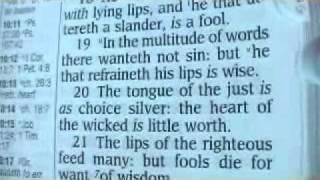 Proverbs 10 King James Holy Bible