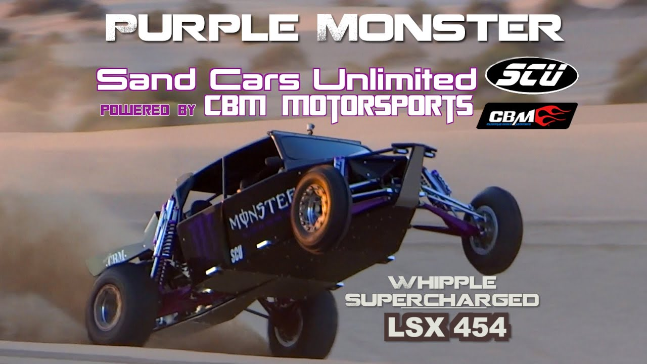 Video: The Purple Monster A 4 0 Whipple Supercharged Lsx 454 That