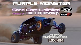 Purple Monster LSX 454 v2