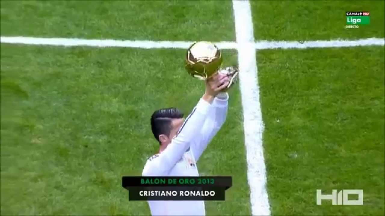 Download Cristiano Ronaldo Vs Granada Home HD 720p (01-25-2014)