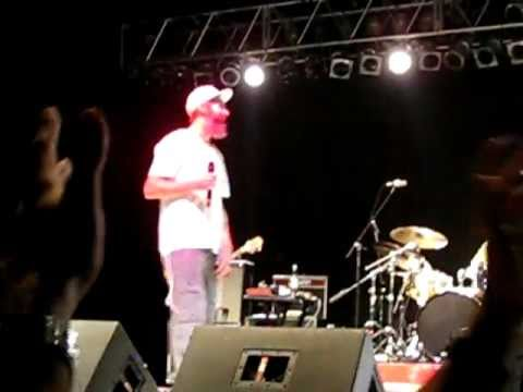 Matisyahu - King Without A Crown, Live At Crossroads KC, Kansas City, MO, 7/7/11