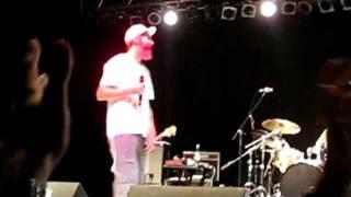 Matisyahu - King Without A Crown, Live At Crossroads KC, Kansas City, MO, 7/7/11