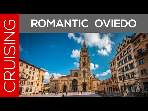 DAY 58 - GIJON and OVIEDO, SPAIN