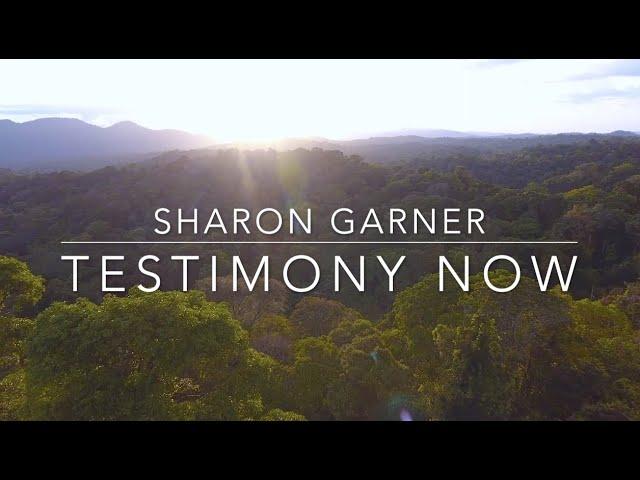 Testimony Now interviews Sharon Garner