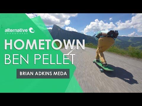 Hometown - Ben Pellet | Alternative Longboards