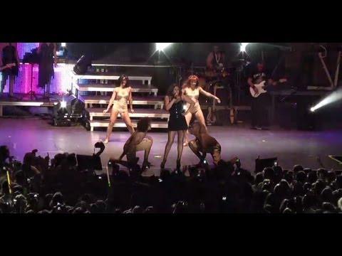 Helena Paparizou - Tha Me Allios (Live @ Summer Tour 2010)
