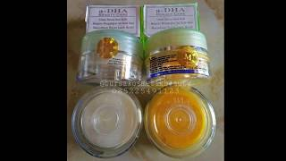 MANFAAT CREAM A DHA PINK HIJAU & GOLD | CREAM ADHA HOLOGRAM ORIGINAL 085225491123 #creamadhamds