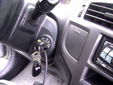 Como encender un auto sin las llaves ojo no lo robamo for Hacer copia llave coche