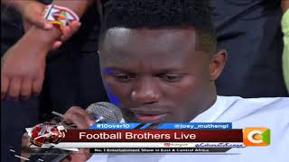 Talking with footballing Wanyama brothers; Mariga & Wanyama #10Over10