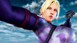 Tekken 7 Season 3 Nina Combos