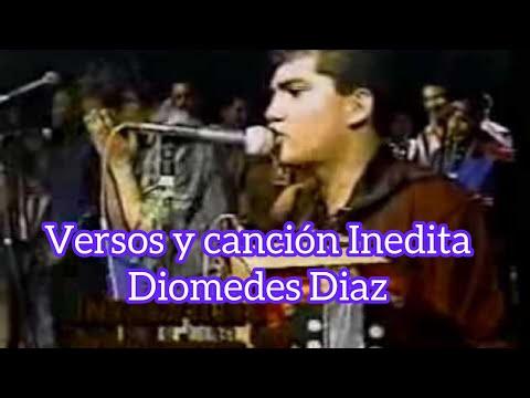 Versos y Cancion Inedita - Diomedes Diaz e Ivan Zuleta En Parranda