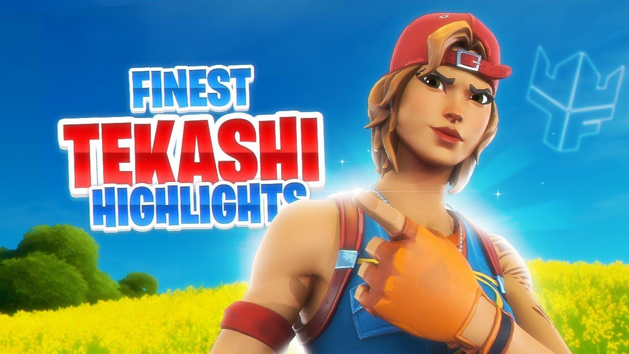 Finest Tekashi Highlights | פורטנייט