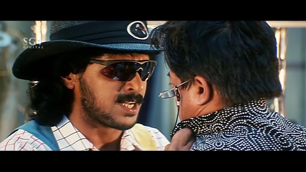 Hollywood | Kannada Full HD Movie | Upendra | Ananthnag | Felecity Mayson | Science Fiction Movie