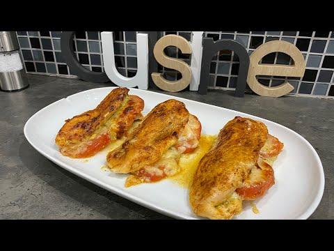 🇫🇷-🇧🇪-poitrine-de-poulet-farcie-au-pesto-,-tomate-et-mozzarella-,-un-délice-:-recette-facile-ela