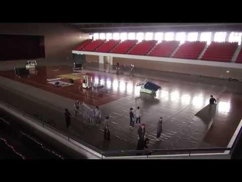 映画「ファイブアローズ2.50バスケットボールイズライフ」 本編冒頭5分間