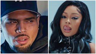 Chris Brown & Mulatto On The BTS (Go Crazy Remix Video)