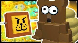 LION BEE LEGENDARY, BIGGEST PORT O' HIVE PACK!! | Simulateur d'essaim d'abeilles Roblox