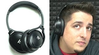Wireless Headphones with Awesome ANC!
