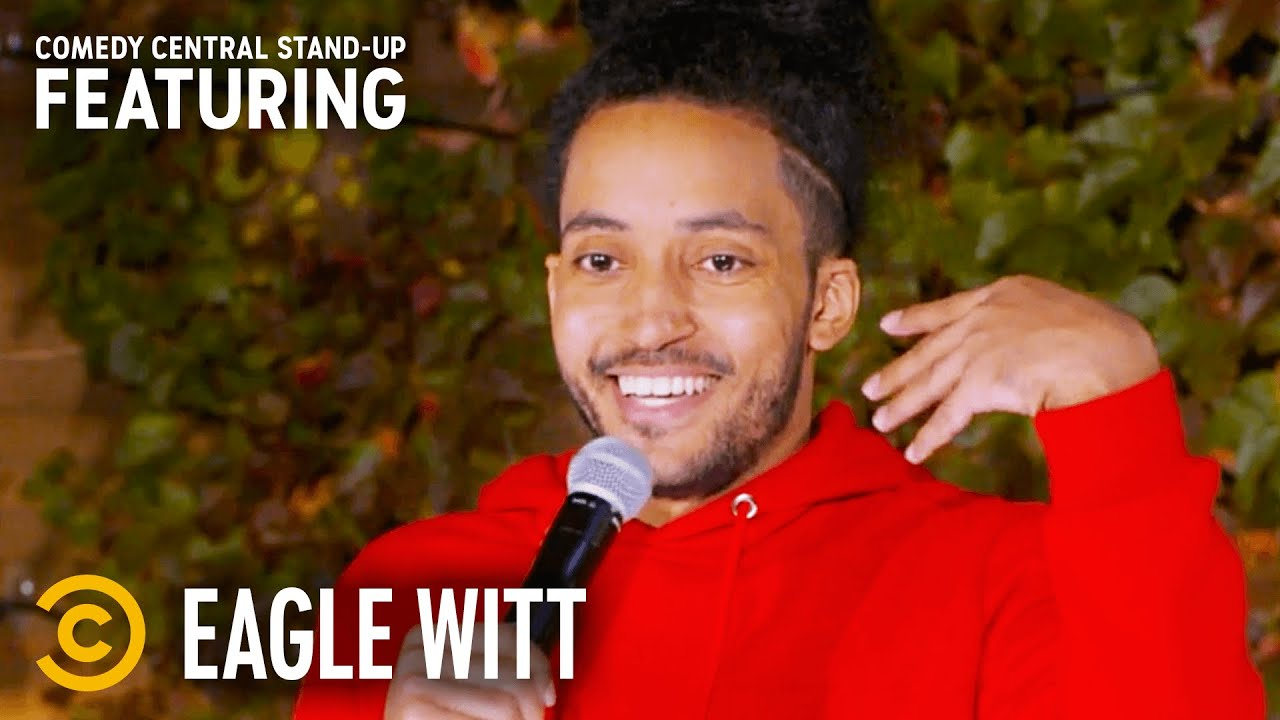 If White Women Were Shot by the Cops - Eagle Witt - Stand-Up Featuring