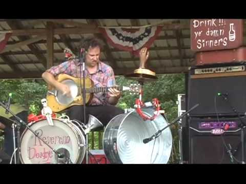 Reverend DeadEye - Wild Turkey Slide + Fuck the Devil: Muddy Roots Festival