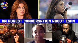 An Honest Conversation About ESPN, Rachel Nichols & Maria Taylor