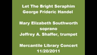 Let the Bright Seraphim by George Frideric Handel