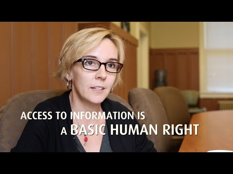 Access to Information as a Human Right: UWCHR v. CIA