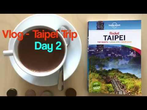 Vlog - Taipei Solo Trip Day 2 - Taipei Zoo, Maokong Gondola, Longshan Temple