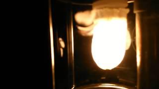 Petromax mit Luxor Glühstrumpf vs Sea Anchor mit Coleman 1111 Glühstrumpf