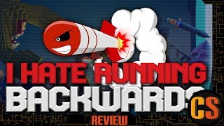 I HATE RUNNING BACKWARDS - PS4 REVIEW